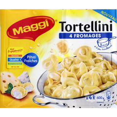 Tortellini aux 4 fromages MAGGI, 600g