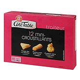 Mini croustillants Côté Table x12 180g