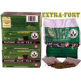 Nature Slim Tea Extra Fort 3x30 infusettes - La tisane minceur