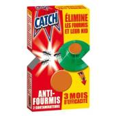 Contaminateur anti fourmis CATCH, 2 unites