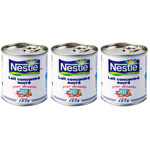 Nestle lait concentre sucre 3x397g