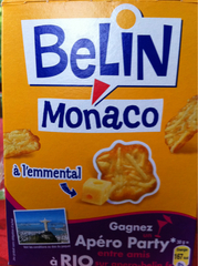 Belin crackers monaco 100g