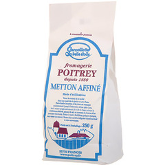 Metton au lait thermisé POITREY, 0%MG, 250g