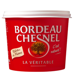 Rillettes Bordeau Chesnel Pur porc 230g