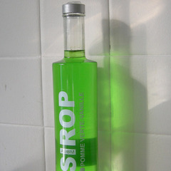A'ROM - Sirop Pomme Verte Vanille 35 cl