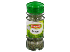Origan Pizza Ducros flacon Duc 10g