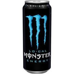 Monster Energy Lo Carb, 50cl