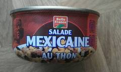 Belle France Salade Mexicaine au Thon 280 g - Lot de 12