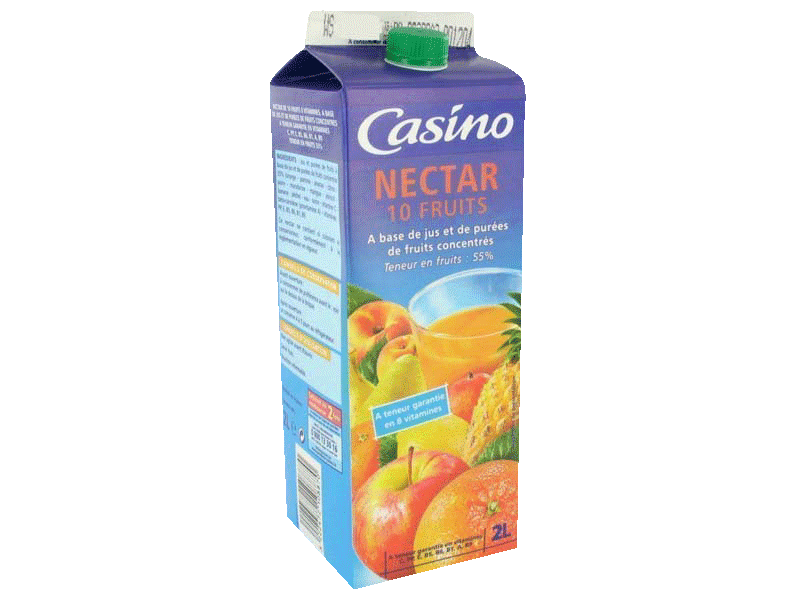 Nectar Multivitamine (10 fruits)