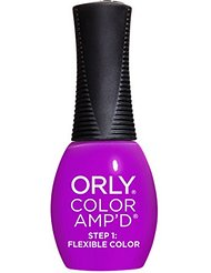 Orly Vernis color Amp d couleur, couleur – Who You Know, 1er Pack (1 x 11 ml)
