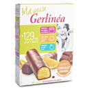 Gerlinéa barre hyperprotéinée choco orange x12 -372g