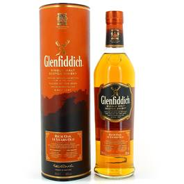 Glenfiddich rich oak 14 ans 40° -70cl
