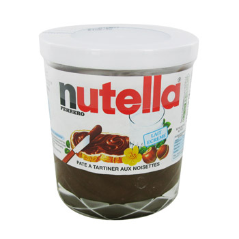 nutella pate a tartiner verre 220g tous les produits miels p tes tartiner prixing. Black Bedroom Furniture Sets. Home Design Ideas