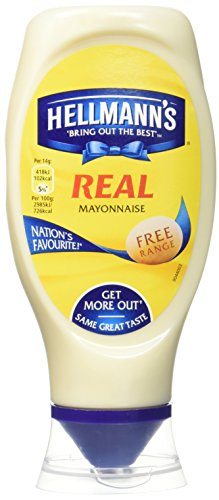 Hellman's Mayonnaise Squeezy 430 ml - Lot de 2