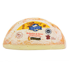 Fromage Reblochon 26%mg Nos Regions ont du Talent 240g