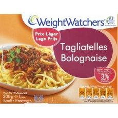 Tagliatelles a la bolognaise WEIGHT WATCHERS, 300g