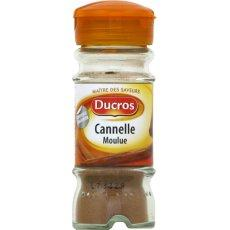 Ducros cannelle moulu flacon 39g