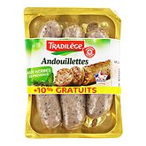 Andouillettes herbes Tradilège x3 - 462g