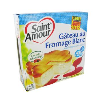 coup de coeur g teau au fromage blanc saint amour blog de jean michel cohen savoir maigrir. Black Bedroom Furniture Sets. Home Design Ideas
