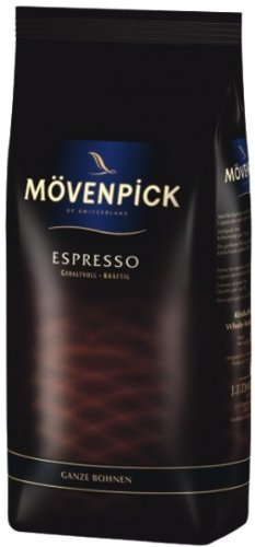 Cafe en grains pour espresso Movenpick WARCA 1 x 1kg