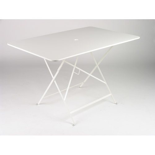 Table Bistro 117X77 Blanc