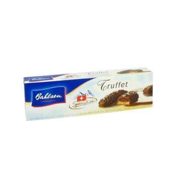 Biscuits Suisses Truffet BAHLSEN, 100g