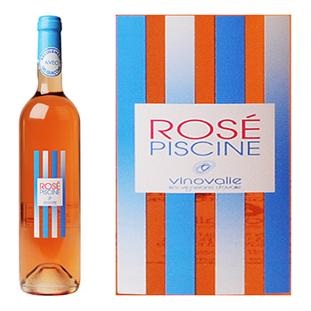 Vin rose de pays du comte tolosan piscine 11 75cl for Vinovalie rose piscine