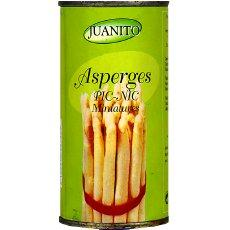 Asperges blanches pic nic JUANITO, 125g