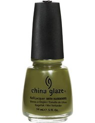 China Glaze Vernis à Ongles Effet Laqué Westside Warrior 14 ml