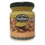 Mets de provence Aioli huile d'olive vierge extra 90g