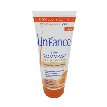 Soin gommage corps LINEANCE, 180ml