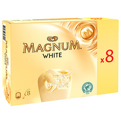 B tonnets barres glac es c nes retrouvez tous vos produits du rayon - Magnum chocolat blanc ...