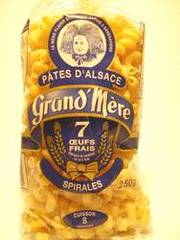 Toupies aux oeufs GRAND'MERE, 250g