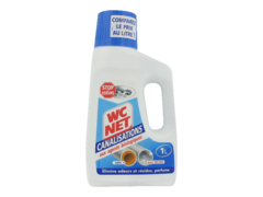 Nettoyant wc Wc Net Canalisations 1l