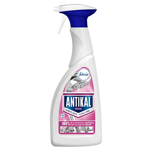 Antikal Anti-Calcaire Spray 500 ml - Lot de 3
