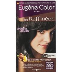 Eugene Color les raffinees coloration n 22 chocolat noir