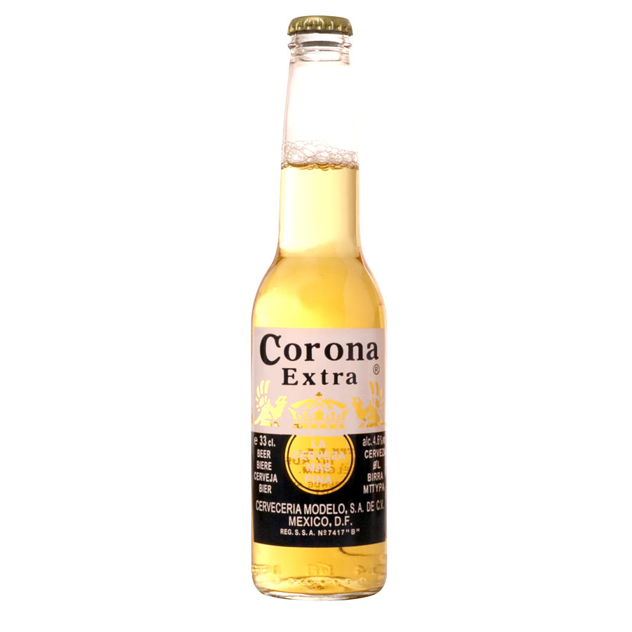 Biere blonde Corona Extra 4,6°ble 35,5CL