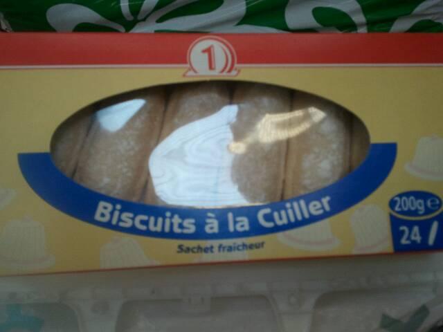 Biscuits a la cuillere tous les produits biscuits g teaux prixing - Carbonate de sodium danger ...