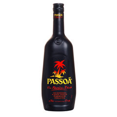 Liqueur aux aromes de fruits de la passion