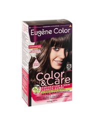 Eugène Color Coloration 5.8 Moka Délice 6 ml - Lot de 2