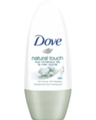 Dove Deodorant Bille Natural touch 2x50ml