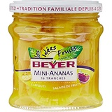 Beyer Mini Ananas au Sirop 16 tranches 290 g