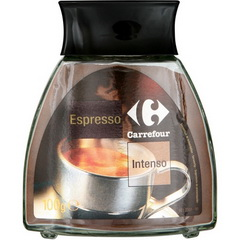 Cafe soluble, Intenso - Espresso