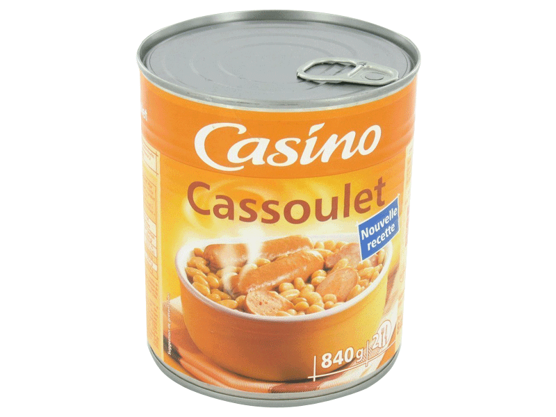 Casino cassoulet