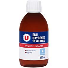 Eau oxygenee U, flacon de 250ml