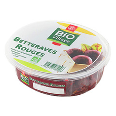 Betteraves rouges Bio Village 200g