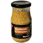 Auchan Moutarde ancienne 536g