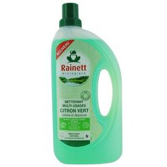Rainett multi usages citron vert flacon 1L