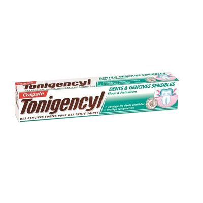 Dentifrice Dents et Gencives sensibles