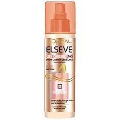 Elseve, Liss Caresse - Spray lissant demelant cheveux raides, le spray de 200 ml